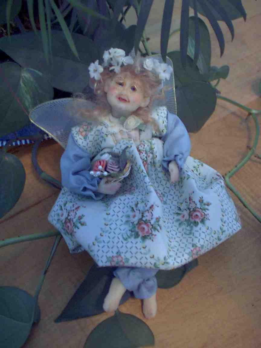 Dolls By Cheryl Riello
