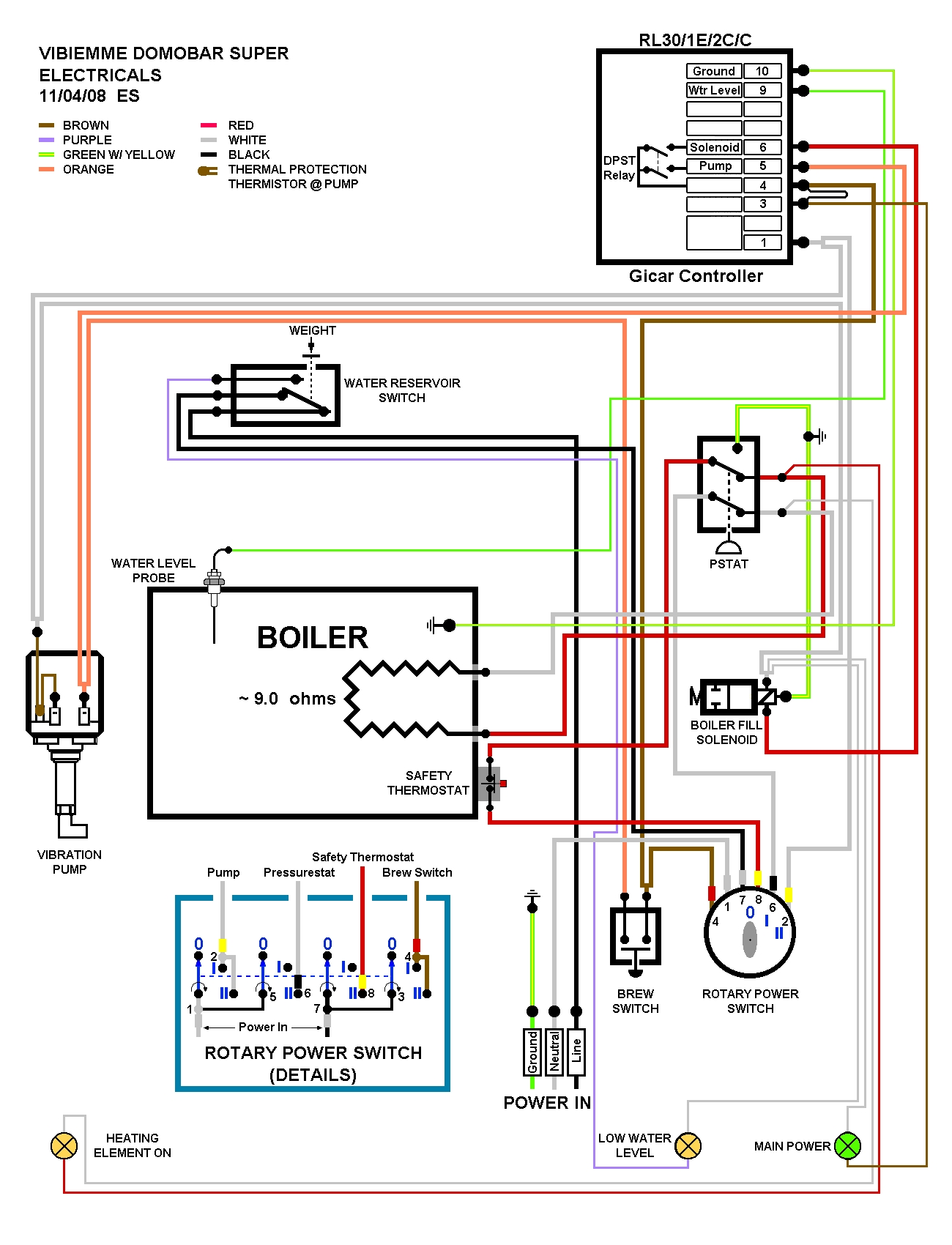 Bunn Coffee Maker Diagram : Bunn Coffee Maker Model Grx W Wiring Diagram.php. Bunn. Wiring Examples And Instructions