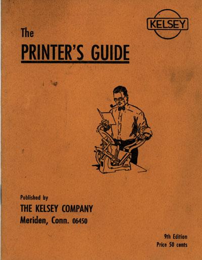 The Printer's Guide
