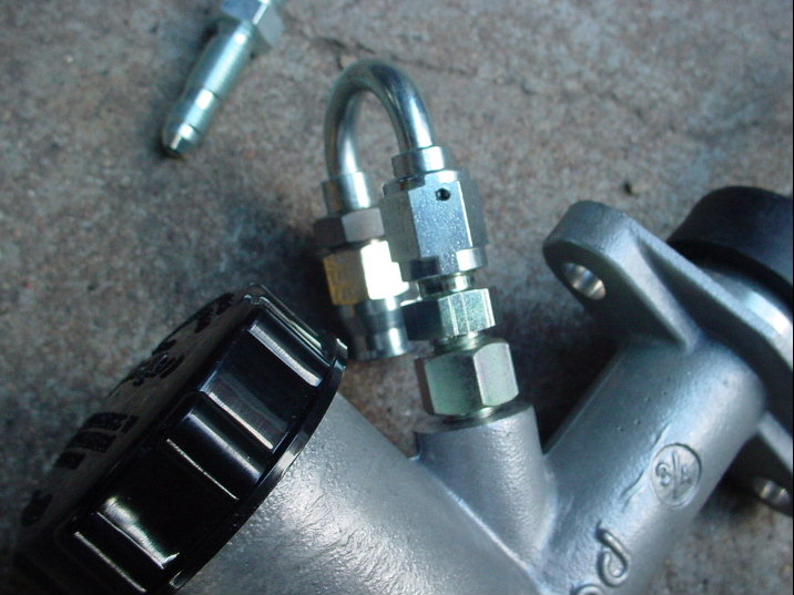 Wilwood Clutch Master Cylinder For My 242 Turbobricks Forums