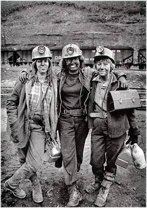 Real  Coal Miners