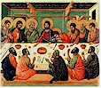 The Last Supper -The Eucharist