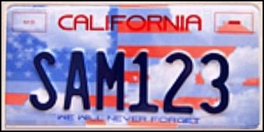 FL license plate