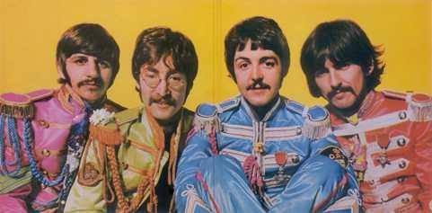 1967 Sgt Pepper Cover