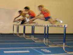 NNHS track team