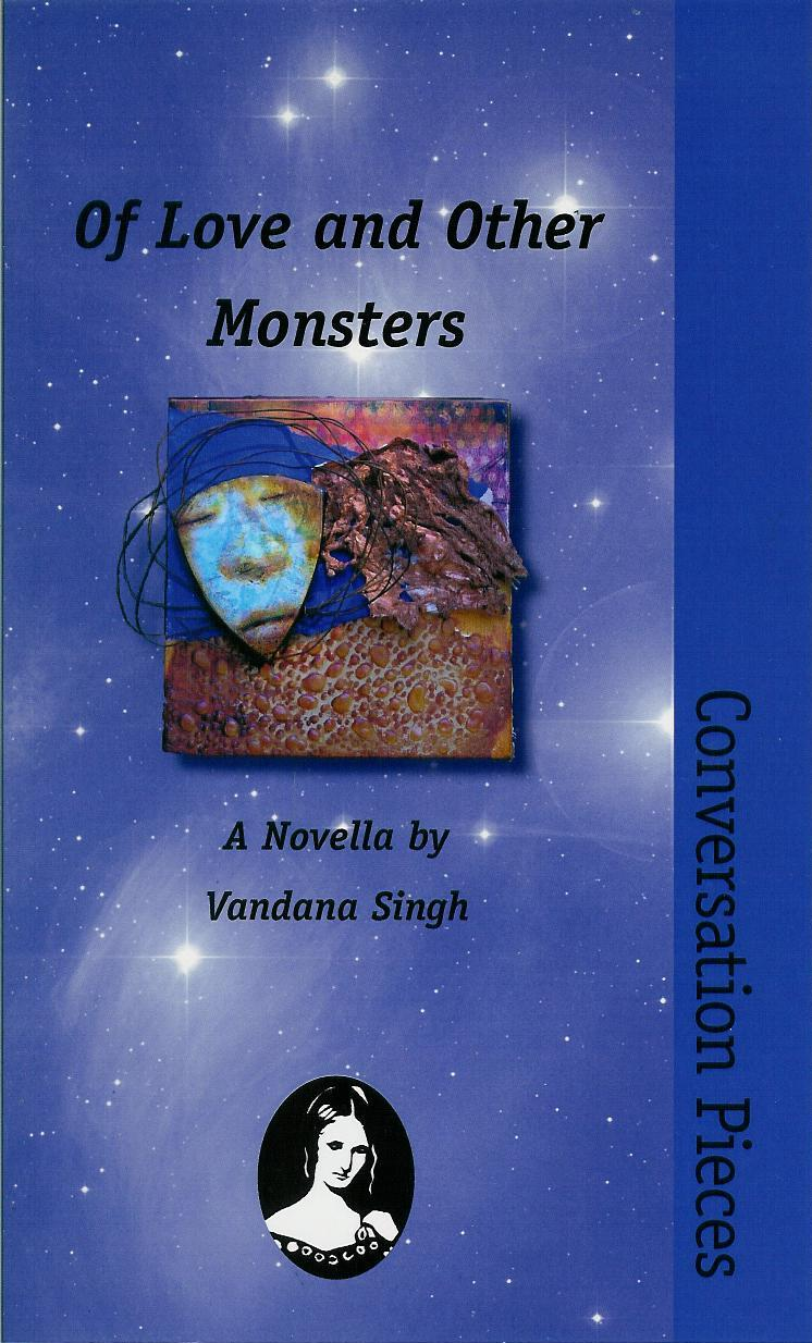 Of Love and other Monsters, cover.