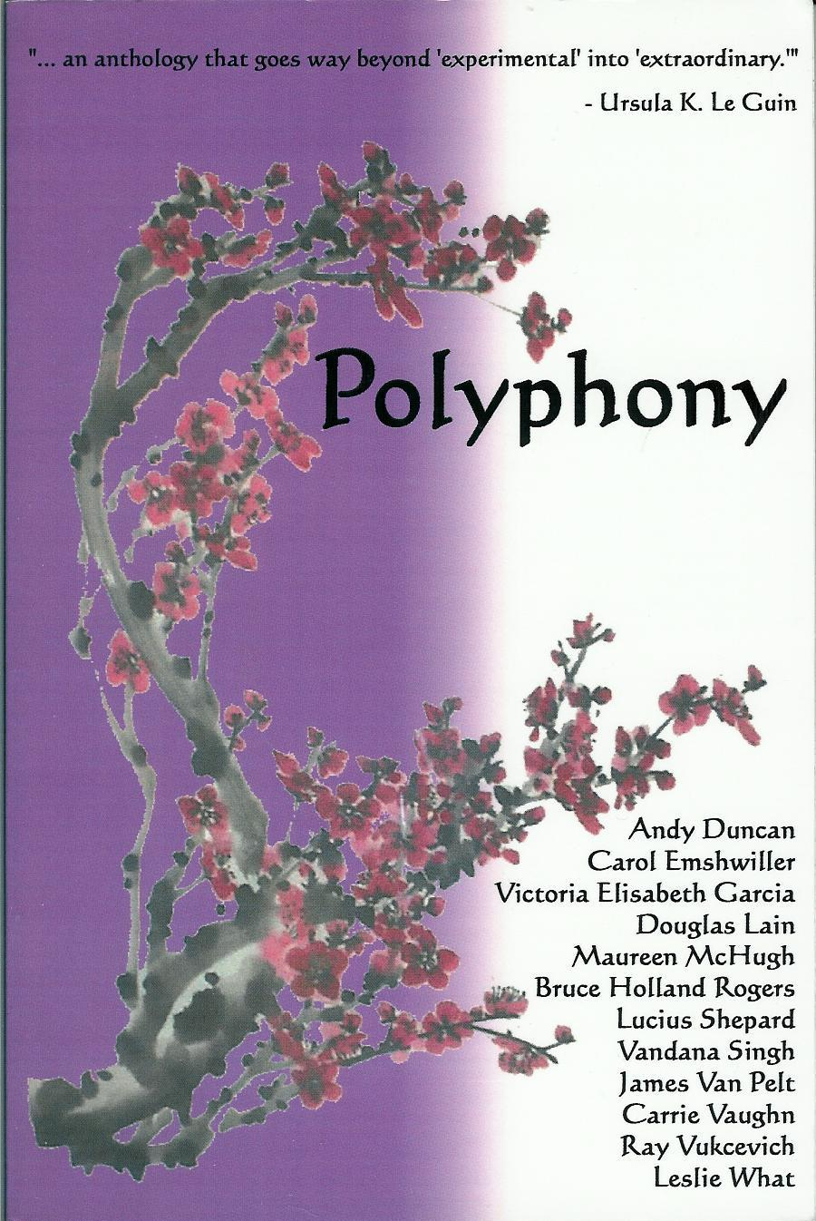 Polyphony 1, Cover