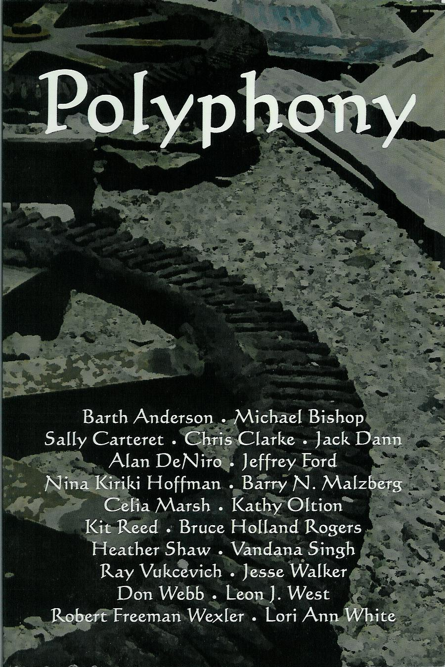 Polyphony 3, Cover