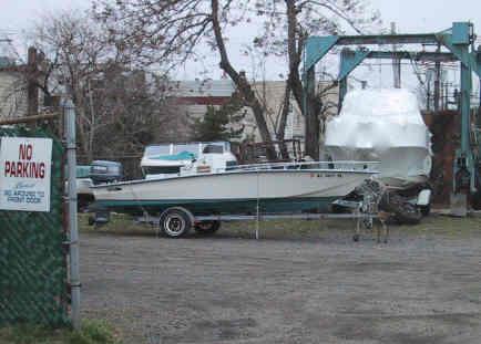 The Bullet Boat