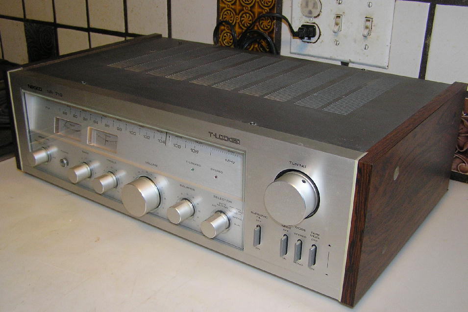 how to fix a stereo receiver