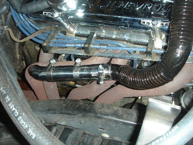 Exhaust Heat Riser Question